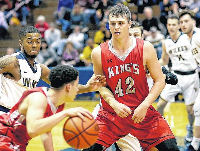 a82bd863fc9 MAC Freedom Men s Basketball  Wilkes clinches playoff spot with win over  King s