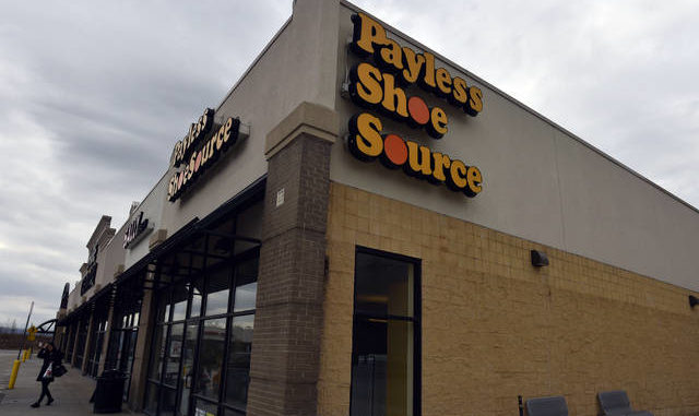 Report: Payless ShoeSource filing for bankruptcy, closing stores