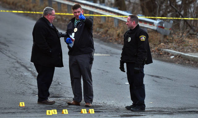 UPDATE: Three recent shootings, including one today, are related, according to police chief (with video)
