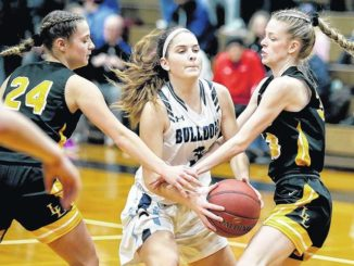 Lake-Lehman back in girls basketball district finals after beating Berwick