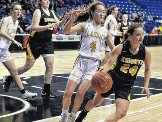 Everything comes up Roses for Scranton Prep in girls basketball title game