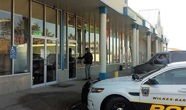 Police: Armed robberies in Wilkes-Barre city, township linked