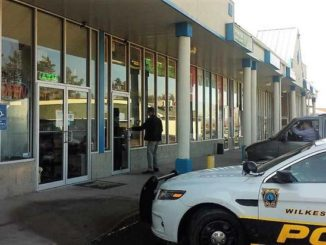 Armed robbery at Wilkes-Barre Township business
