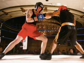Local boxing returns with a bang: Genetti's hosts 16 bouts