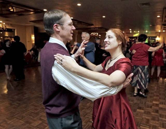 It's the language of romance' | Times Leader