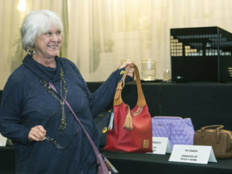 Designer purse bingo draws crowd, raises funds for McGlynn Center