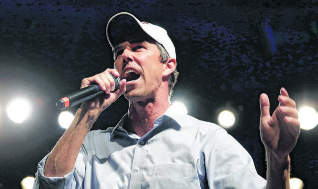 Beto O'Rourke announces that he is running for president in 2020