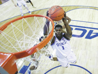 Bracket unveiled: Zion sets doubts aside, gets ready for NCAA's biggest party