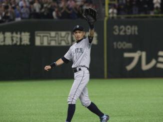 Ichiro walks off into history in 'sayonara' at Tokyo Dome