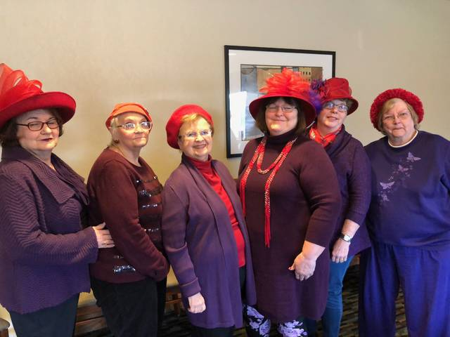 Red Hat Day Luncheon is April 23 at Genetti's in Wilkes-Barre