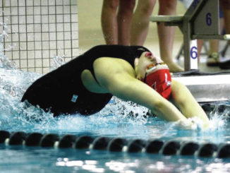 District 2 Class 2A Swimming Championships: Redeemer's Adam Mahler steals the show on Day 1