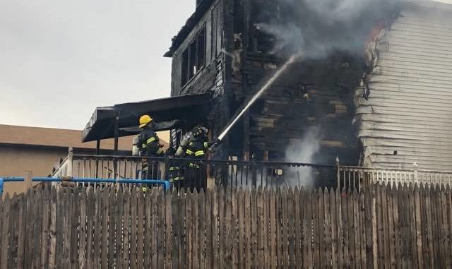 Plains Twp. house fire is next to municipal building