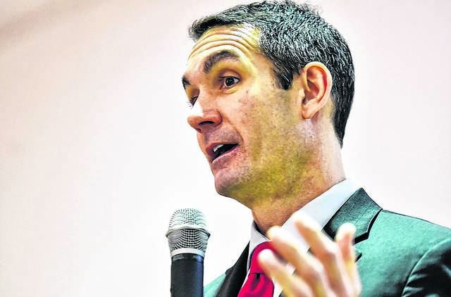 Auditor General DePasquale says Pa. Turnpike facing 'road to ruin'