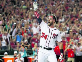 Bryce Harper has Phillies thinking October baseball