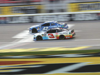 NASCAR debuts new rules package, expects exciting Vegas race
