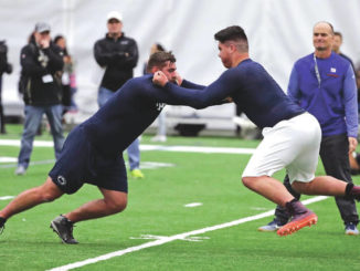 Connor McGovern, Trace McSorley impressive at Penn State's Pro Day