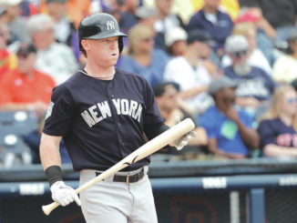 b756dd10b MLB. Yankees' Clint Frazier developing the 'sexy part of the ...
