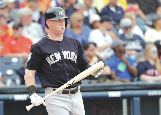 Yankees' Clint Frazier developing the 'sexy part of the game'
