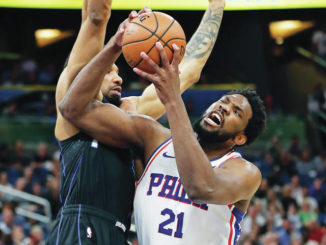 NBAEmbiid double-double not enough in loss to Magic