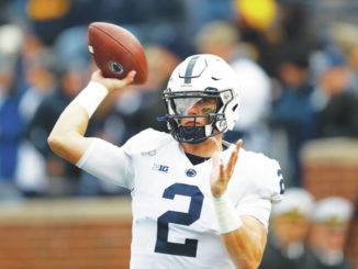 Stevens in the spotlight as Penn State ready to open spring practice