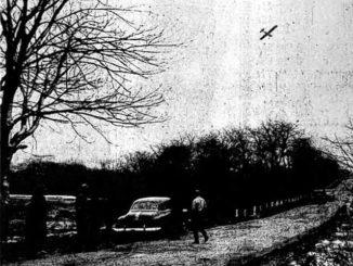 Look Back: Three killed in Ashley school yard in 1951