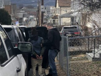 WB police arrest suspected shooter
