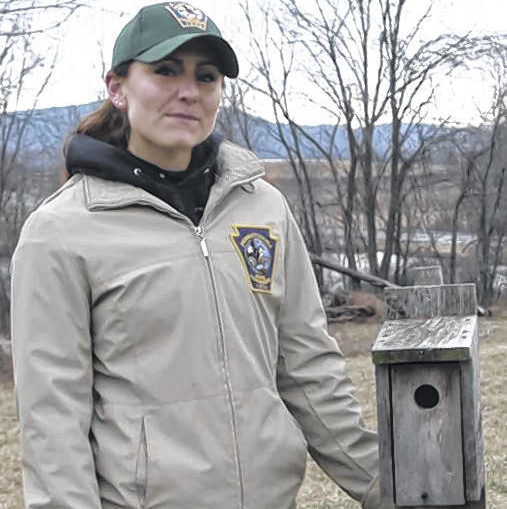 Game Commission employee captures conservation award