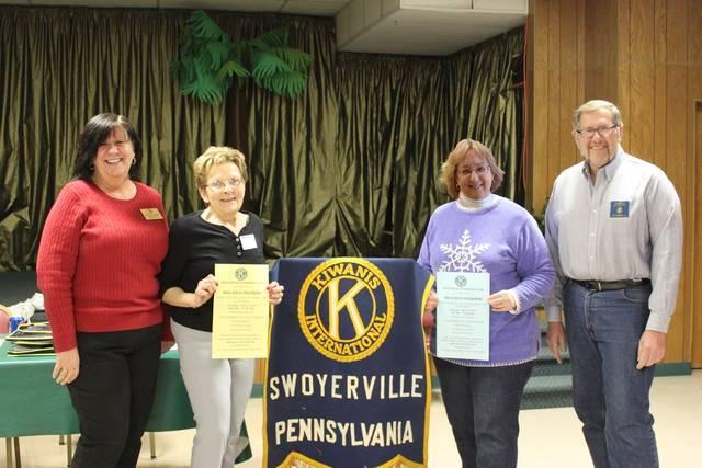 Kiwanis Club of Swoyersville plans annual AMBA blood analysis test