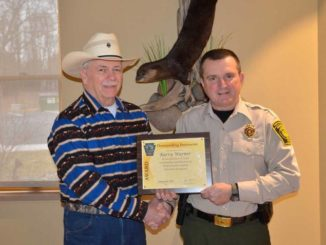 Dallas man receives Game Commission award for outstanding instruction