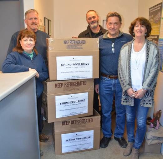 Back Mountain Chamber kicks off annual Spring Food Drive