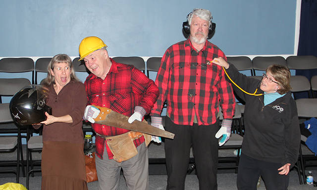 'Red Plaid Shirt' to be presented March 23 at Starlite Playhouse in Tunkhannock