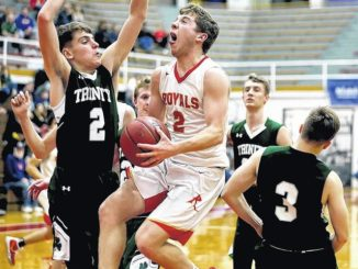 H.S. Boys basketball: Trinity outraces Holy Redeemer in second half