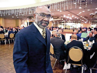 Ex-Met Wilson delights crowd at Greater WB Friendly Sons dinner