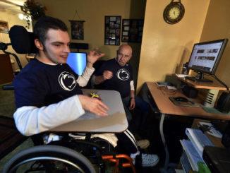 Hazle Twp. family seeks help acquiring wheelchair-accessible van