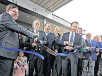 JCC ribbon-cutting celebrates decades of Jewish life in region