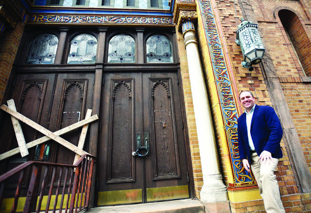 Irem Temple Restoration Project takes ownership of historic