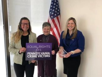 Local Briefs: Rep. Toohil recognized by group focused on victims' rights