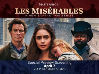 VIA offers screening of 'Les Miserables' on April 7