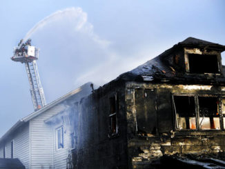 Five displaced by Plains Twp. house fire