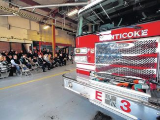 Nanticoke Fire Department shows off new engine at open house