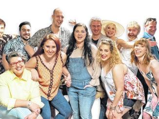 ABBA music, powerhouse women part of Mamma Mia!