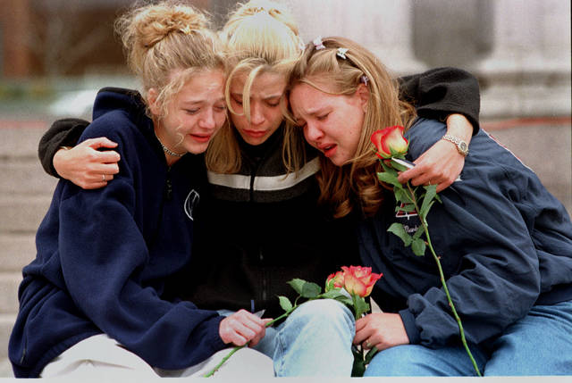 Journalist who covered Columbine reflects on lives unlived