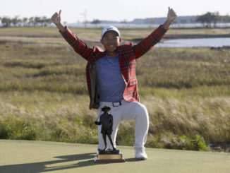 C.T. Pan rallies to win RBC Heritage for 1st PGA Tour title