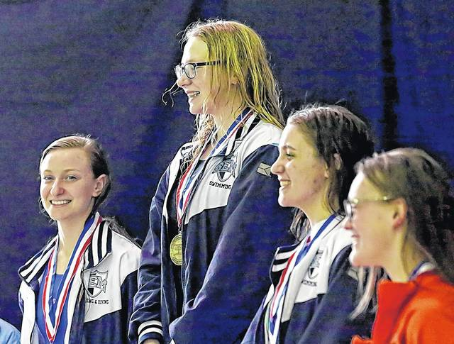 WVC swimming coaches announce postseason awards, all-stars