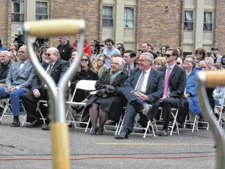 Misericordia breaks ground for science center expansion