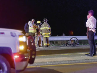 Cyclists injured on Carey Ave. Bridge, one airlifted for treatment