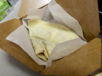 Crepes on the menu at downtown Wilkes-Barre coffee shop