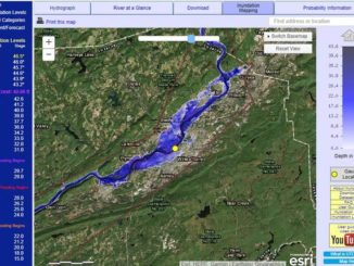 How far underwater would you be? New map predicts Susquehanna River flooding