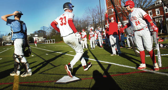 Holy Redeemer baseball opens league play with win over Wyoming Seminary
