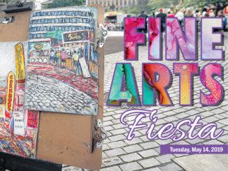 Fine Arts Fiesta 2019